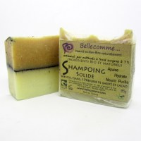 Shampoing solide Hibiscus, Ylang, beurre de cacao